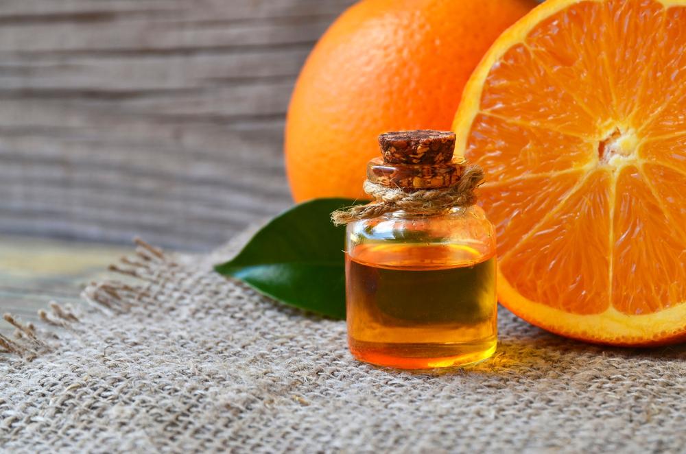 L'huile essentielle d'orange aide à combattre l'anxiété et améliore l'humeur