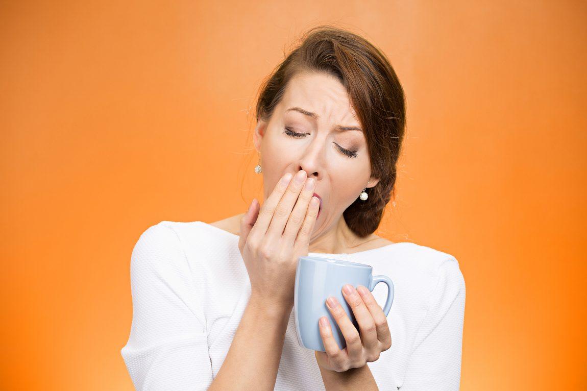 Manque de motivation : sommeil, café